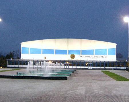 Воскресенск ледовый дворец