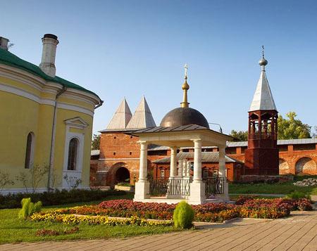 Зарайский Кремль